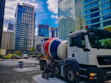 CEMEX Infrastruktura w Warszawie