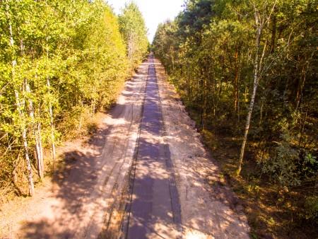 Ścieżki rowerowe Żmigród – pierwsza samodzielna realizacja naszego partnera – Grupy POS-BET