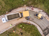 Trwałe drogi betonowe w Warszawie