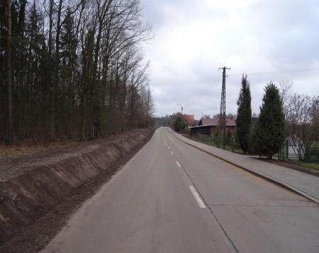 Kolejna udana realizacja z betonu wałowanego RCC - Gmina Hajnówka