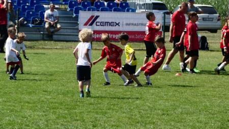 CEMEX Infrastruktura wspiera dziecięcy Turniej Piłkarski!
