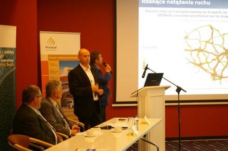 CEMEX INFRASTRUKTURA na kongresie powiatowych zarządców dróg