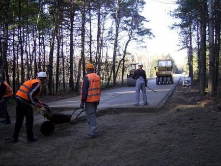 Zakończona przebudowa ul. Leśnej w Trzebini