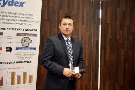 Przedstawiciele CEMEX Infrastruktura wzięli udział w Forum NAWIERZCHNIE DROGOWE 2015